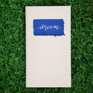 Dream kraft notebook